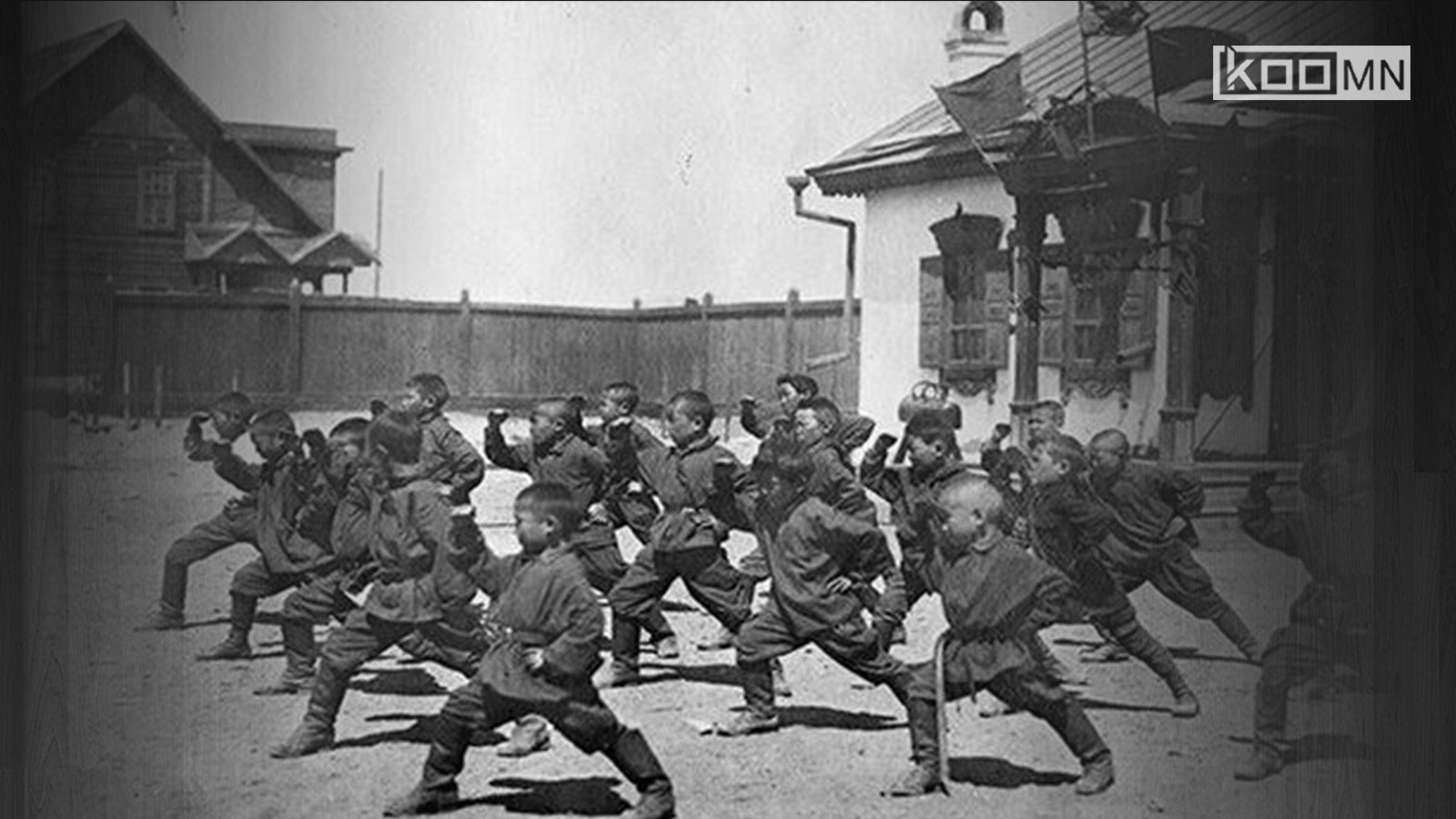 """Монголын тулааны урлаг буюу """"Банди-Зо"""""""