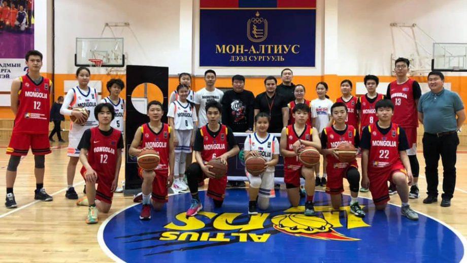FIBA U15 SKILLS CHALLENGE-ИЙН ДЭЛХИЙН АВАРГАД ӨРСӨЛДӨХ ЭРХЭЭ АВЛАА