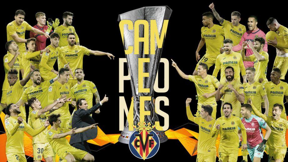 Европа лигийн аварга Испанийн Вильярреал