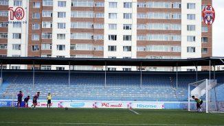 ФС Улаанбаатар - Атлетик 220 нөхөрсөг тоглолт